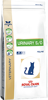 Корм для котов Royal Canin URINARY S/O FELINE 9кг