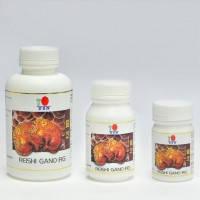Рейши гриб--Рейши Гано.Очищает сосуды от бляшек и холестерина. 360 капсул,Малайзия!