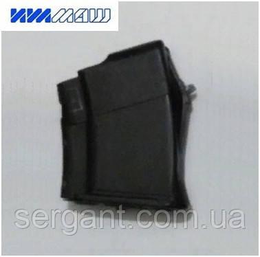 Магазин 7.62х39 на 5 патронов пластиковый новый для карабинов САЙГА и ВЕПРЬ