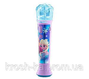 Музыкальная игрушка Микрофон Фроузен Китай ZO1001