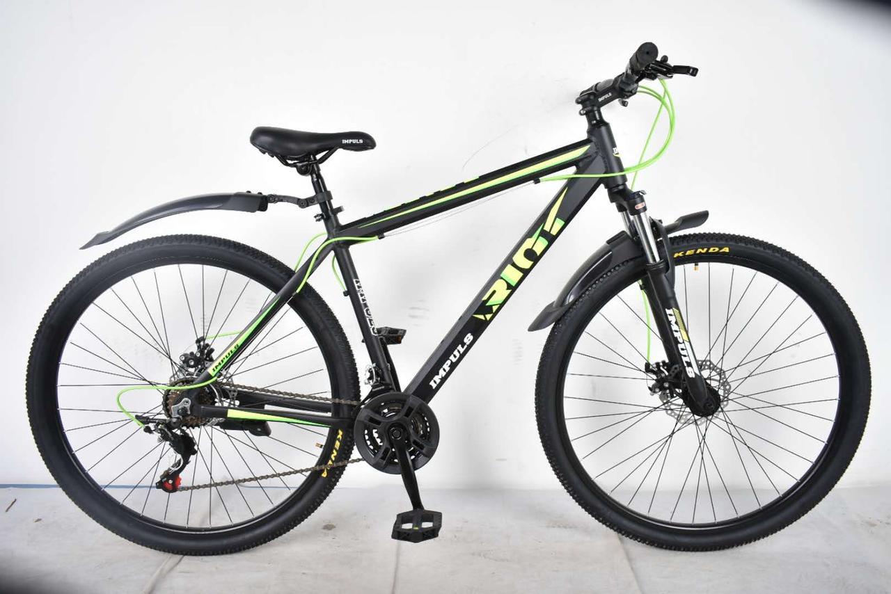 """Велосипед Impuls Rio 29"""" green"""