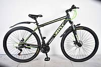 """Велосипед Impuls Rio 29"""" green, фото 1"""