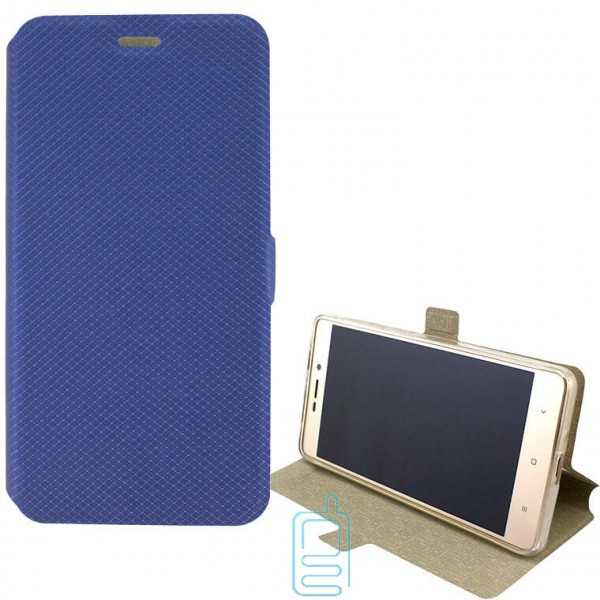 Чехол-книжка Modern без окна Samsung S4 i9500 синий