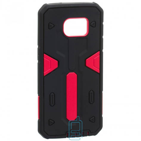 Чехол-накладка Motomo X2 Samsung S7 Edge G935 красный, фото 2