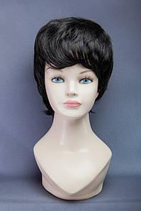 Короткие парики №16,цвет черный