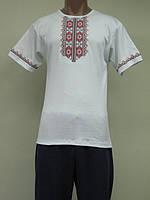Вышиванка - футболка мужская Богдан