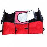 Сумка-органайзер в багажник авто с термоотделением, фото 3