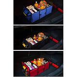 Сумка-органайзер в багажник авто с термоотделением, фото 2