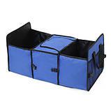 Сумка-органайзер в багажник авто с термоотделением, фото 4