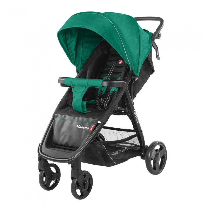 Коляска Carrello Maestro CRL-1414 Golf Green 2019