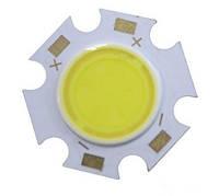 Светодиодная матрица COB LED 7w 11mm