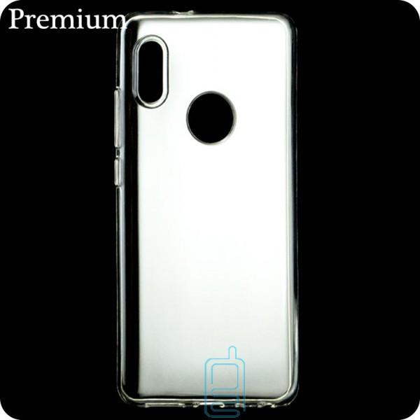 Чехол силиконовый Premium Xiaomi Redmi Note 5. Redmi Note 5 Pro прозрачный