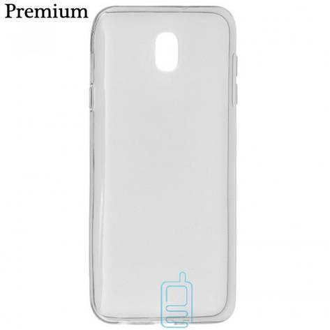 Чехол силиконовый Premium Samsung J7 2018 J737 затемненный, фото 2
