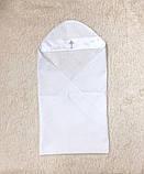 Крыжма с рубашкой Ангел, белая, фото 3