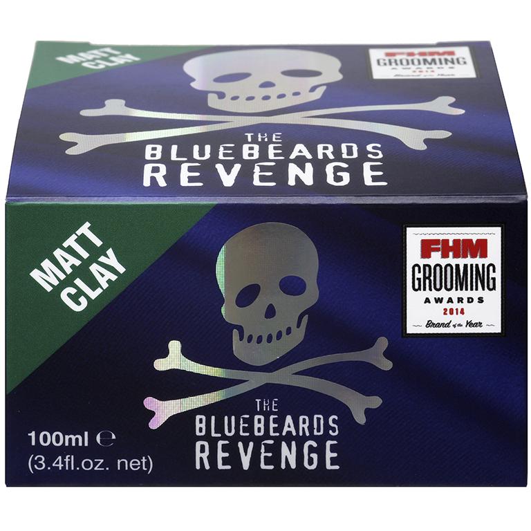Глина для укладки волос The Bluebeards Revenge Matt Clay 100мл