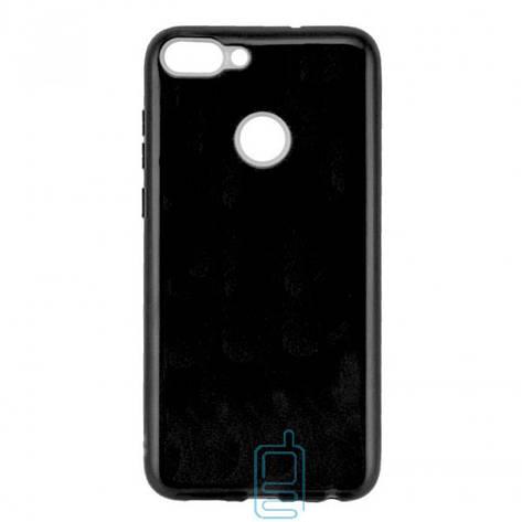 Чехол силиконовый Shine Huawei P Smart черный, фото 2