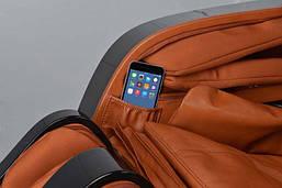 Массажное кресло YAMAGUCHI Axiom Chrome Limited, фото 2