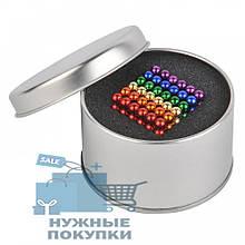 Неокуб магнітний конструктор, кольоровий