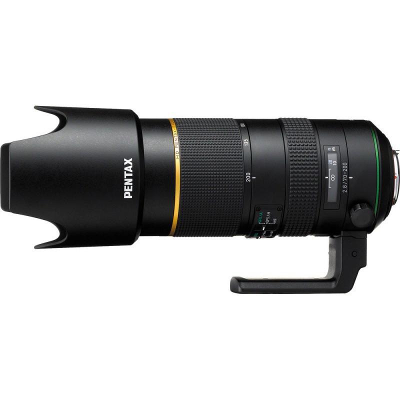 Объектив HD Pentax D FA 70-200mm F/2.8 ED DC AW ( на складе )