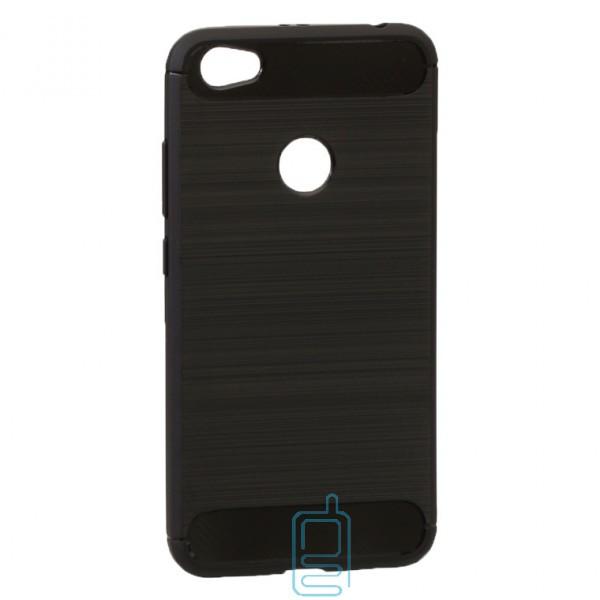 Чехол силиконовый Polished Carbon Xiaomi Redmi Note 5A. Note 5A Prime. Redmi Y1 черный