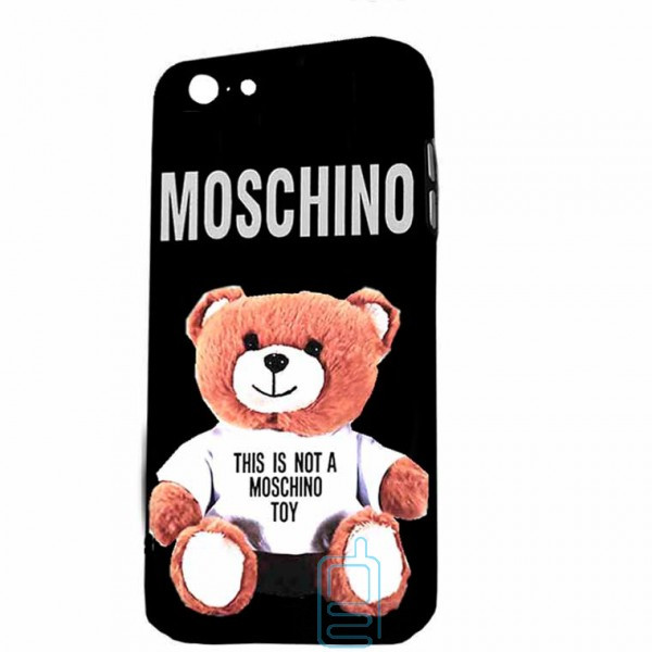 Чехол Creative TPU+PC Apple iPhone 6 Plus. 6S Plus Moschino black