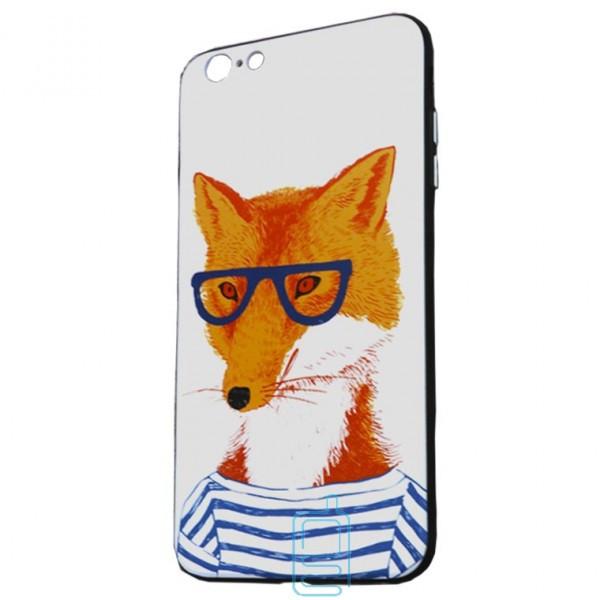 Чехол Creative TPU+PC Apple iPhone 6 Plus. 6S Plus Fox