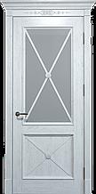 Двері Status Platinum Royal Cross RC-012.S01 Полотно+коробка+1 до-кт лиштв+карниз