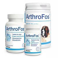 Вітамінно-мінеральний комплекс для собак з хондроїтином і глюкозаміном, AртроФос, 60 табл