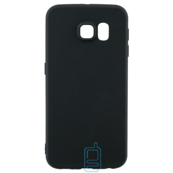 Чехол накладка Cool Black Samsung S6 G920