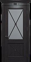 Двері Status Platinum Royal Cross RC-012.S01 Полотно+коробка+2 до-кта лиштв+добір 100мм+карниз