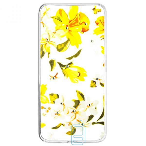 Накладка Fashion Diamond Huawei P10 Plus принт #3