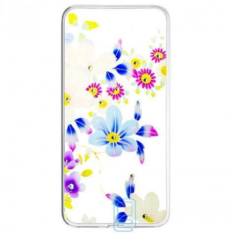 Накладка Fashion Diamond Huawei P10 принт #9, фото 2