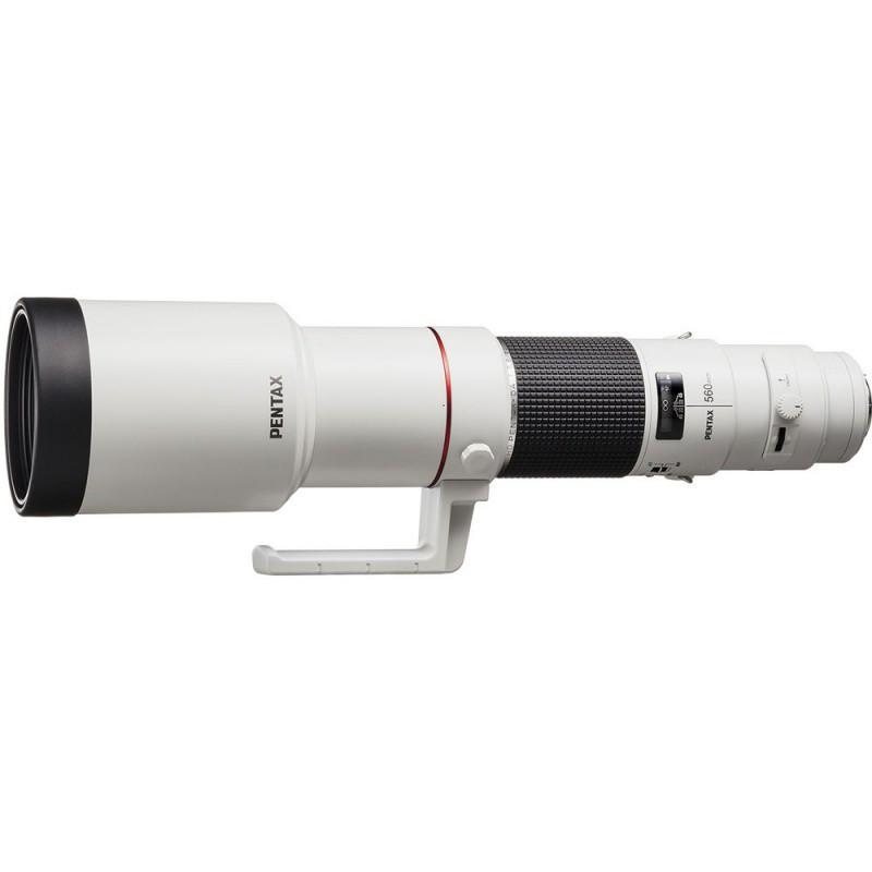 Объектив HD Pentax DA 560mm F/5.6 ED AW ( на складе )