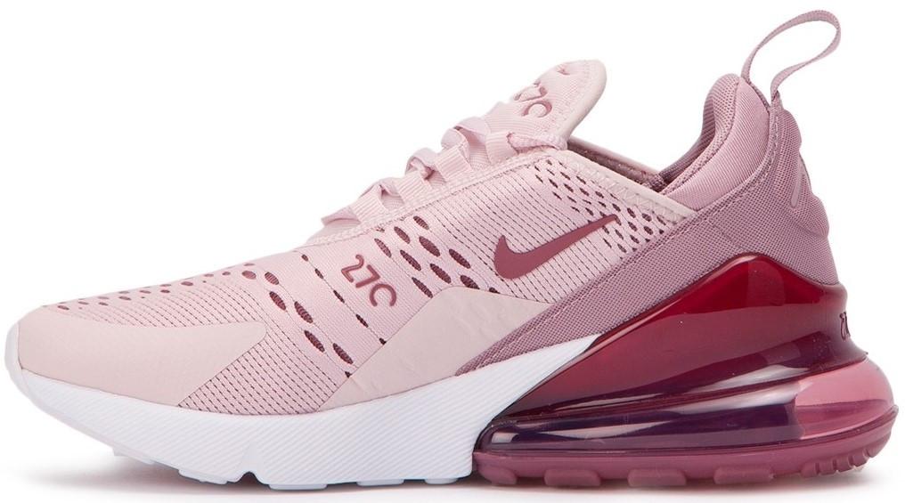 "Женские кроссовки Nike Air Max 270 ""Barely Rose""(в стиле Найк)"