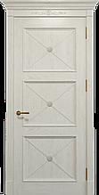 Двері Status Platinum Royal Cross RC-021 Полотно+коробка+2 до-кта лиштв+добір 100мм+карниз