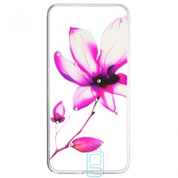 Накладка Fashion Diamond Samsung J7 Prime G610 принт #6
