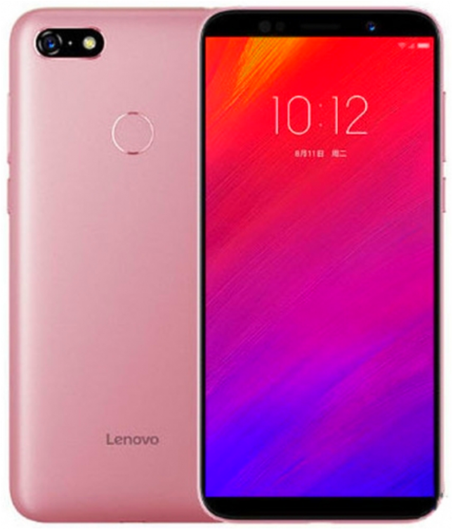 "Lenovo A5 rose gold 3/16 Gb, 5.45"", MT6739, 3G, 4G (Lenovo A5 L18021)"