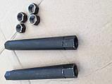 Цельные рулевые сгоны L 160мм, фото 2
