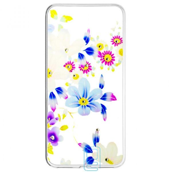 Накладка Fashion Diamond Xiaomi Mi Note 2 принт #9