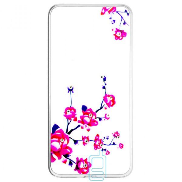 Накладка Fashion Diamond Xiaomi Redmi Note 4X принт #2