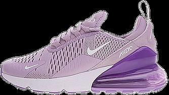 """Женские кроссовки Nike Air Max 270 """"Violet""""(в стиле Найк)"""