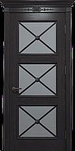 Двері Status Platinum Royal Cross RC-022.S01 Полотно+коробка+1 до-кт лиштв+карниз