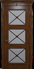 Двери Status Platinum Royal Cross RC-022.S01 Полотно+коробка+1 к-кт наличников+карниз, фото 3