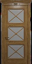 Двері Status Platinum Royal Cross RC-022.S01 Полотно+коробка+2 до-кта лиштв+добір 100мм+карниз