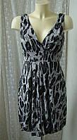 Платье женское лето стрейч бренд Dorothy Perkins р.44, фото 1