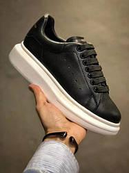 "Кроссовки Alexander McQueen ""Black"" Арт. 4156"