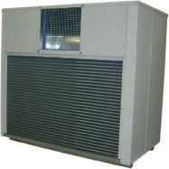 Воздухоохлаждаемый компрессорно-конденсаторный блок EMICON MCE 131 C Kc со спиральными компрессорами