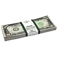 Деньги сувенирные оптом 1000 долларов