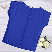 Летняя блузка с планкой