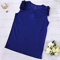 Летняя блузка с рюшами, фото 1